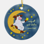 May All Your Wishes Come True Keepsake Ornament