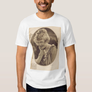 May Allison vintage portrait 1919 Tee Shirt