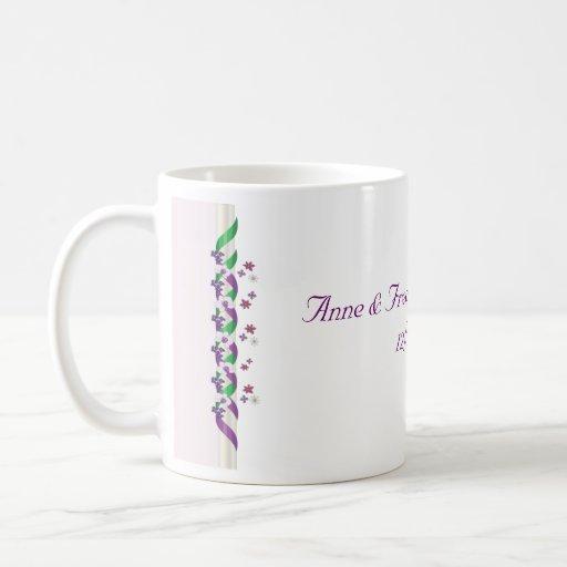 May Day Wedding Coffee Mug