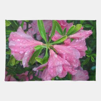 May Flowers Hand Towel