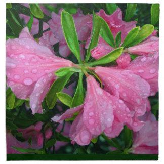 May Flowers Printed Napkin