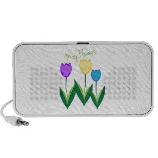 May Flowers Speaker