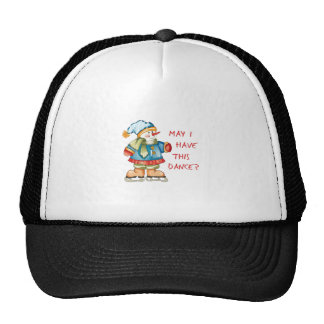 MAY I HAVE THIS DANCE TRUCKER HAT