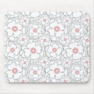 May in Bloom Mousepad