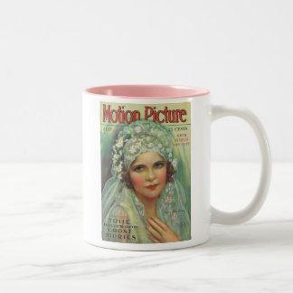 May McAvoy Silent movie magazine Mug