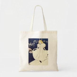 May Milton 1895 Henri de Toulouse-Lautrec Tote Bag