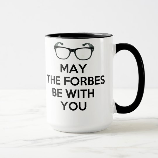 May The Forbes Be With You Black &