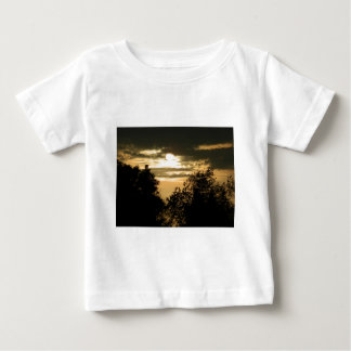 May the Glory of God shine upon you sunset photo Baby T-Shirt