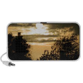 May the Glory of God shine upon you sunset photo Travel Speaker