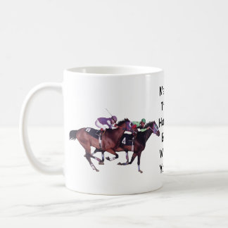 May The Horse Be With You! Classic White Coffee Mug