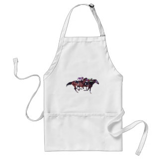 May The Horse Be With You! Standard Apron