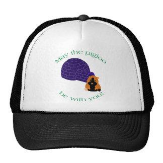 May the Pigloo Lyric Hat