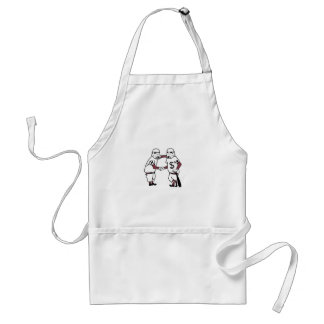 May the Twins be with you Apron