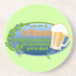 May You Be In Heaven Drink Coasters