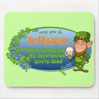 May You Be In Heaven (Ver 2) Mouse Pad