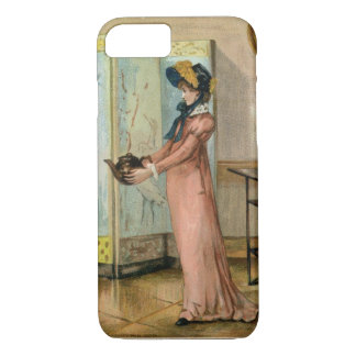 May You Have A Quite Too Happy Time, Victorian Chr iPhone 8/7 Case