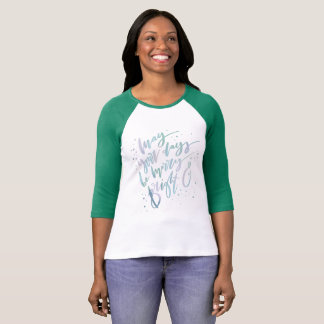 MAY YOUR DAYS BE MERRY AND BRIGHT T-Shirt