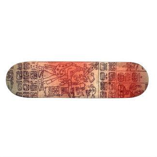 Maya Design Skateboard