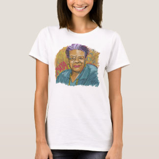 Maya in one line T-Shirt