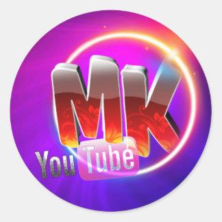 Maya Kostek Sticker Logo 2018