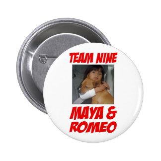 Maya Romeo Button