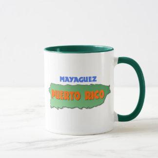 Mayaguez, Puerto Rico Mug