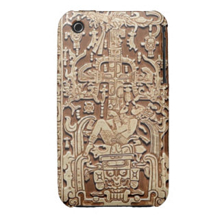 MAYAN ASTRONAUTS iPhone 3 COVERS