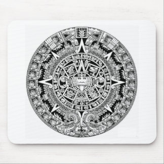 Mayan Calander Mouse Mat
