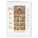 Mayan Calendar 12-21-2012