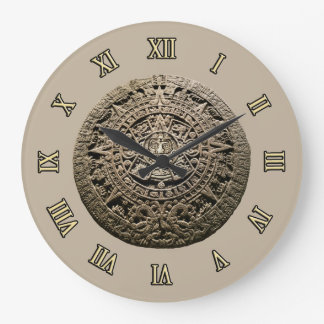 Mayan Calendar Clocks