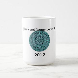 Mayan Calendar December 21, 2012 Mug