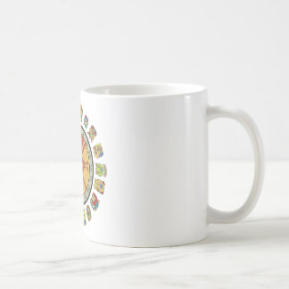 Mayan Calendar Design Mugs