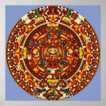 mayan calendar posters