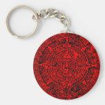 Mayan Calendar Red