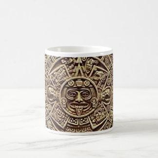 Mayan Calendar Stone 12.21.2012 Basic White Mug