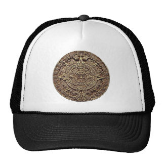 Mayan Calendar Stone 12.21.2012 Trucker Hat