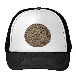 Mayan Calendar Stone 12 21 2012 Mesh Hats