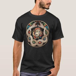 Mayan Cosmic Ball Game T-Shirt