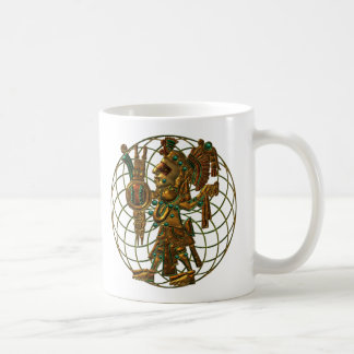 Mayan Deity 2 Coffee Mug