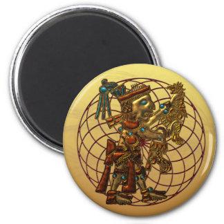 Mayan Deity Magnet