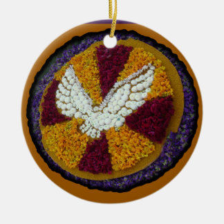 Mayan Design Ornament 4