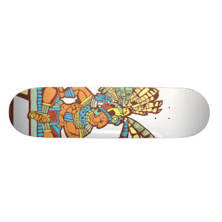 Mayan King Skate Board Decks