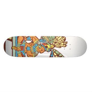 Mayan King Skateboard