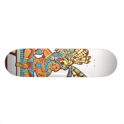 Mayan King Skate Board Decks