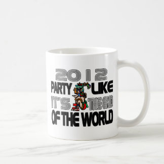 Mayan New Years 2012 Coffee Mug
