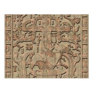Mayan Postcard