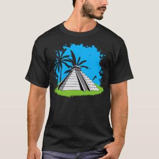 Mayan pyramid T-Shirt