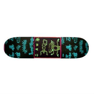 Mayan Ride Skateboard