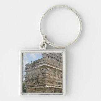 Mayan Ruin Key Chain