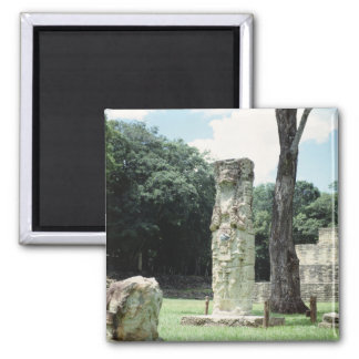 Mayan Ruins City of Copan Honduras Photo Magnet
